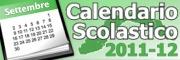 Calendario Scolastico 2011/2012