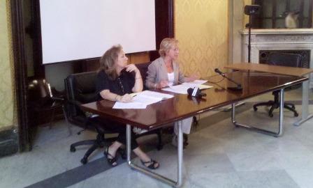 Conferenza stampa sull'avvio del nuovo anno scolastico 2011/2012