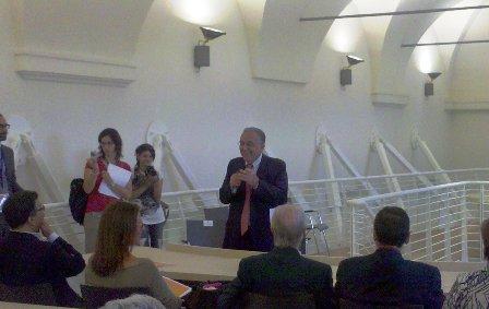 Albergo dei Poveri a Genova: apre la biblioteca di Scienze Politiche