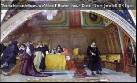 Galileo e l'inquisizione
