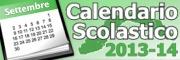 Calendario Scolastico 2013/2014