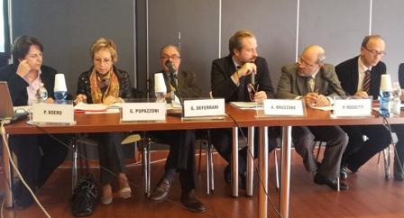 Conferenza stampa per il Salone ABCD-ORIENTAMENTI edizione 2013